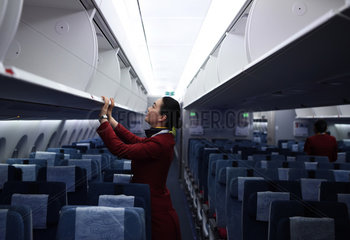 CHINA-ECONOMY-CIVIL AVIATION INDUSTRY (CN)