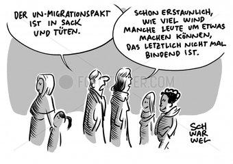 UN-Migrationspakt