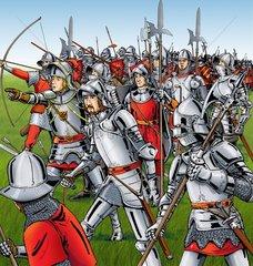 Kampfgeschehen 2 - Serie Mittelalter