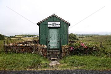 Alte Zollstation in Donegal County