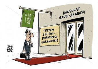 Riad macht Kehrtwende _ Saudische Justiz Khashoggi wurde vorsaetzlich getoete