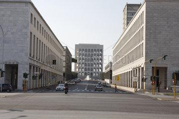 Palazzo della Civiltà del Lavoro in Rom
