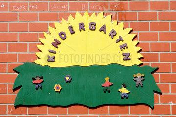 Finanznot bei den Kommunen  Kindergarten