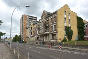 Wohnhaeuser in Frankfurt (Oder)