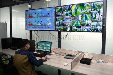 CHINA-ZHEJIANG-HUZHOU-INTELLIGENT AQUACULTURE (CN)