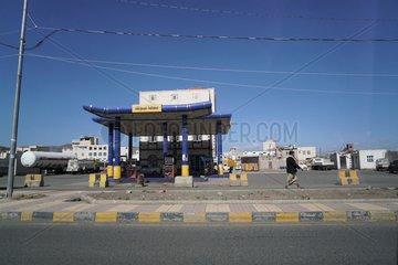 YEMEN-SANAA-FUEL SHORTAGE