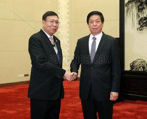 CHINA-BEIJING-LI ZHANSHU-THAILAND-PORNPETCH-TALKS (CN)