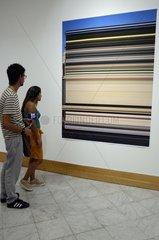 CUBA-HAVANA-CHINESE CONTEMPORARY ART