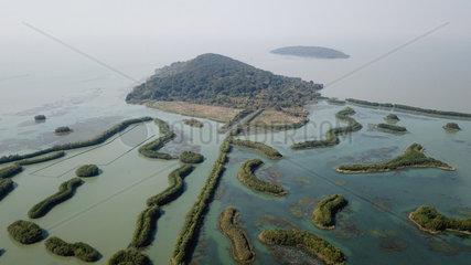 CHINA-JIANGSU-SANSHAN-DEVELOPMENT-TOURISM (CN)