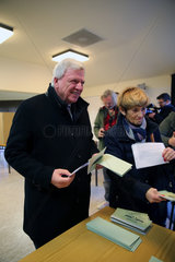 GERMANY-HESSE-STATE ELECTION