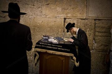 Israeli ultra-Orthodox Jews