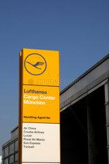 Lufthansa Cargo Center Muenchen