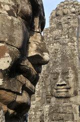 Gesichter des Lokeshvara