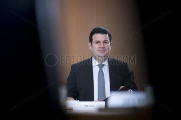 Hubertus Heil  Kabinett