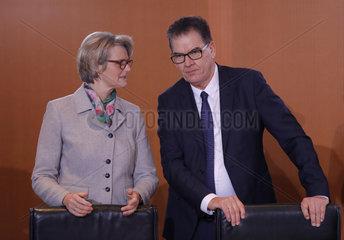 Kabinettssitzung  Bundeskanzleramt  12. Dezember 2018