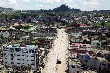 PHILIPPINES-MARAWI CITY-REHABILITATION