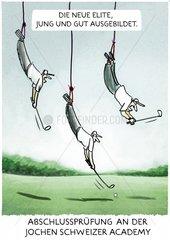 Bungee-Golf
