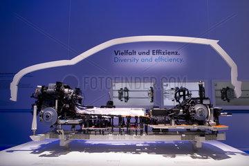 Jahrespressekonferenz Volkswagen