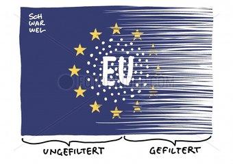 Urheberrechtsreform : EU-Rat stimmt umstrittenener Richtlinie zu
