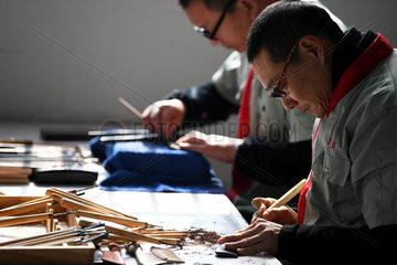 CHINA-ANHUI-ECONOMY-COMB-INDUSTRY (CN)