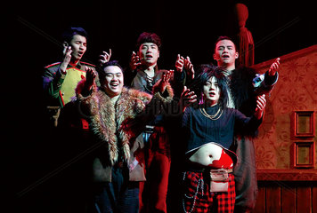#CHINA-TIANJIN-COMEDY (CN)
