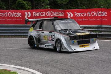 FIA Bergrennen Challenge und Cup Verzegnis 2009