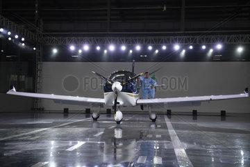 CHINA-JIANGXI-NANCHANG-AIRCRAFT-TEST (CN)