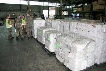 Hilfsgueter fuer Birma