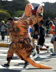 U.S.-SAN FRANCISCO-BAY TO BREAKERS-RACE