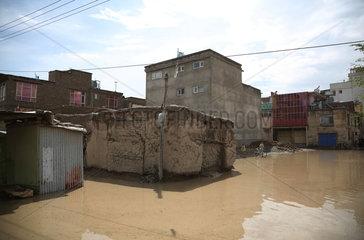 AFGHANISTAN-KABUL-FLOOD