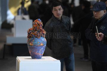 CHINA-ZHEJIANG-HANGZHOU-GLASS-EXHIBITION (CN)