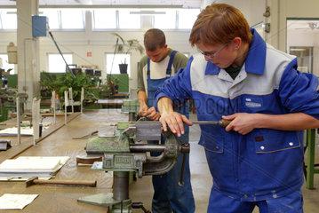 Lehrwerkstatt GLW-Siegburg