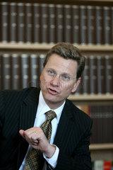 Guido Westerwelle  FDP Vorsitzender