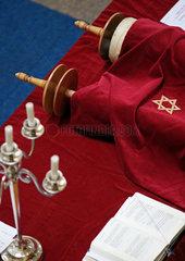 Juedische Gemeinde in Deventer  Niederlande: Tora