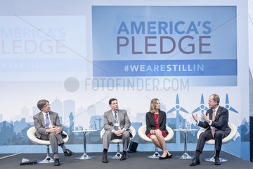 UN-Klimakonferenz Bonn 2017 - Podiumsdiskussion