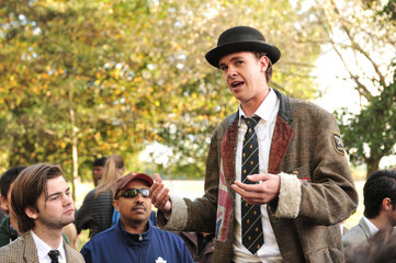 London  Grossbritannien  Speakers Corner im Hyde Park
