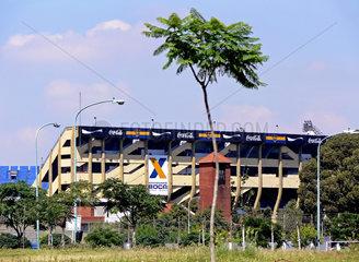 Argentinien: Fussballstadion La Bombanera der Boca Juniors