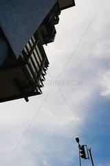 Balkon im Himmel