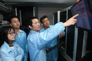 CHINA-SHANGHAI-PHOTONIC QUANTUM CHIP (CN)