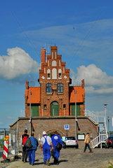 Stralsund: Hafen