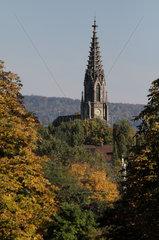 Stuttgart  Deutschland  die evangelische Berger Kirche