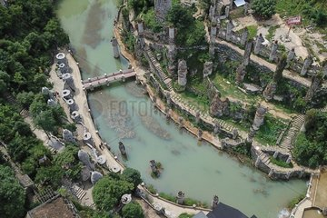 CHINA-GUIYANG-STONE CASTLE (CN)
