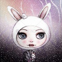 Bunnygirl Winterstorm