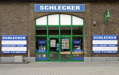 Drogeriemarkt Schlecker