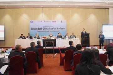 BANGLADESH-DHAKA-CAPITAL MARKET-ROUNDTABLE