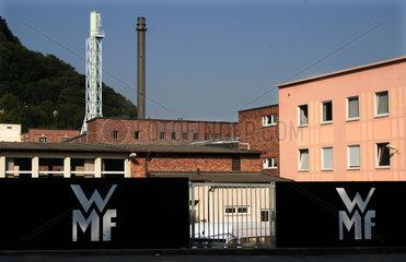 Geislingen Steige  Deutschland  die Firmenzentrale von WMF