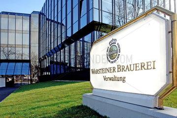 Warsteiner Brauerei Verwaltung