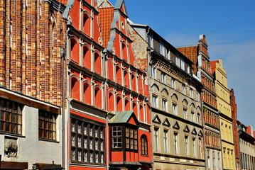 Stralsund: Historische Innenstadt