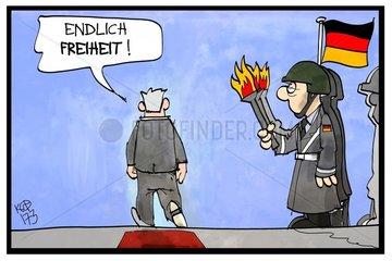 Abschied von Gauck