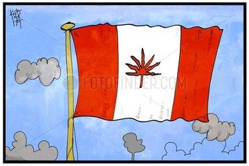 Kanada legalizes it